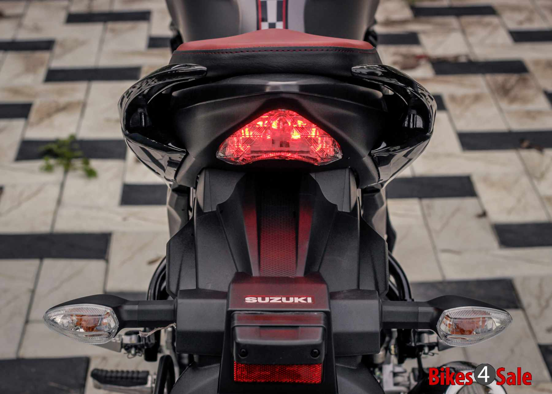 Suzuki Gixxer SP LED tail lamp