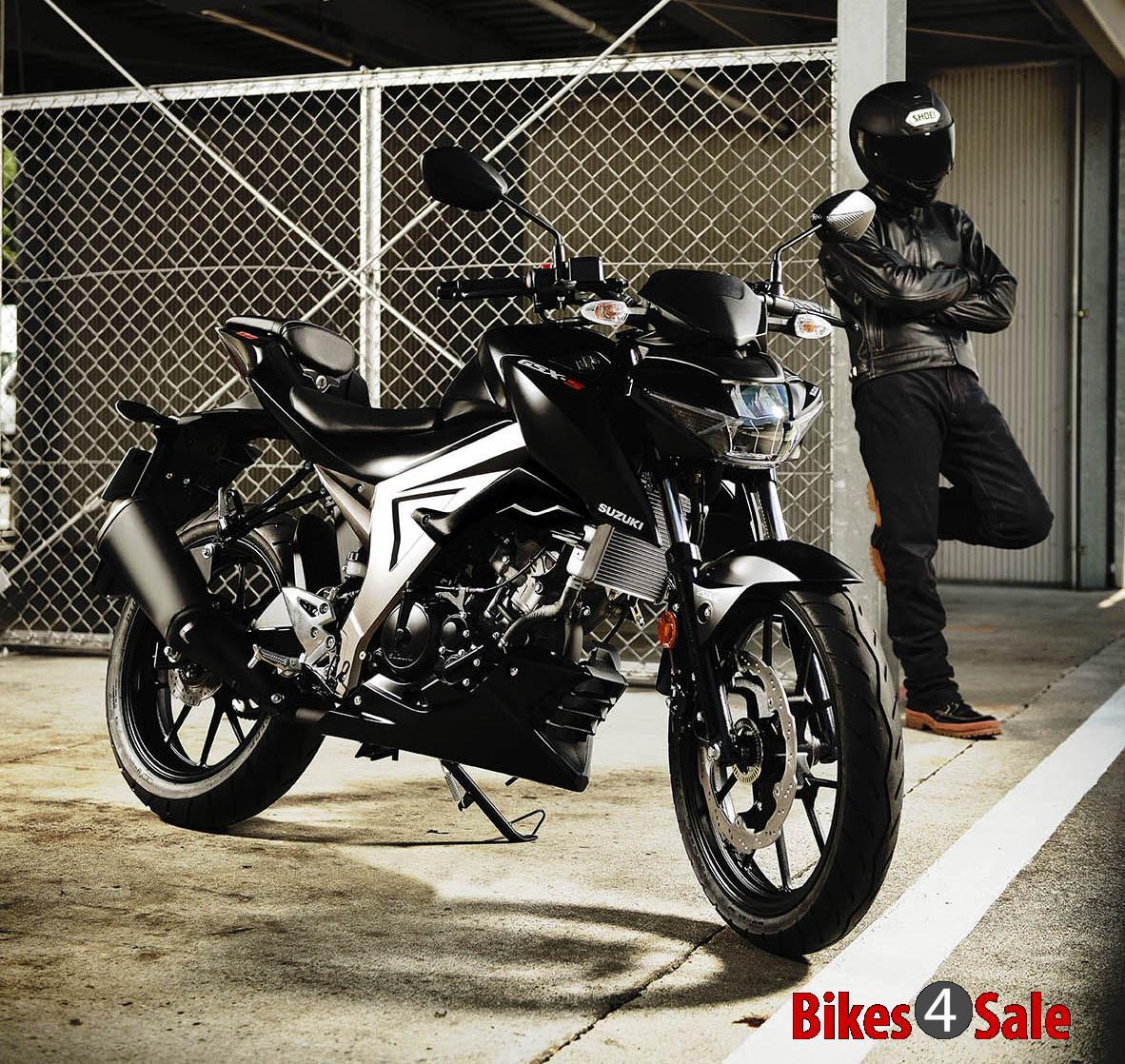 the suzuki gsx s125 sportsbike redefined bikes4sale. Black Bedroom Furniture Sets. Home Design Ideas