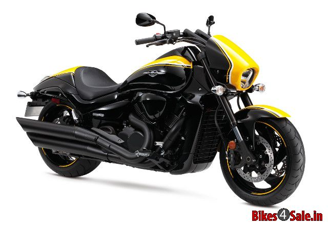 Suzuki Boulevard Mr Boss Specs
