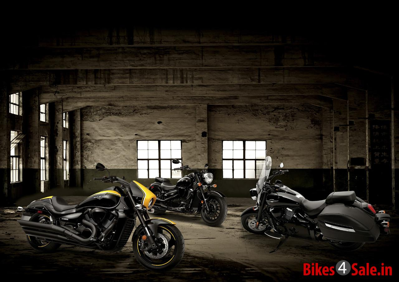 Suzuki Intruder M1800R BOSS