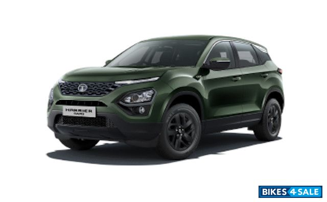 Tata Harrier XT Plus Camo Diesel