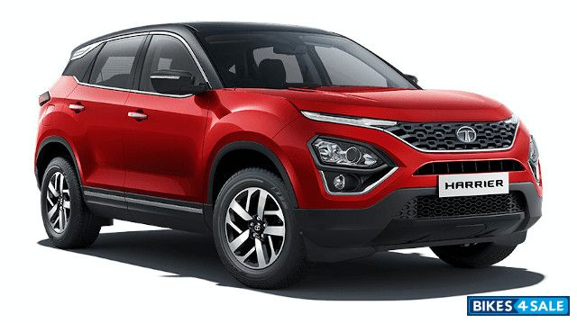 Tata Harrier XZA Diesel AT