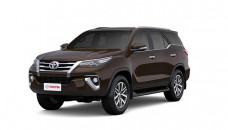 Toyota Fortuner 2.7L 4x2 Petrol AT