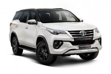 Toyota Fortuner 2.8L 4x2 TRD Limited Edition Diesel AT