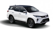 Toyota Fortuner Legender 2.8L 4x2 Diesel AT