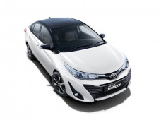 Toyota Yaris G-Optional Petrol CVT