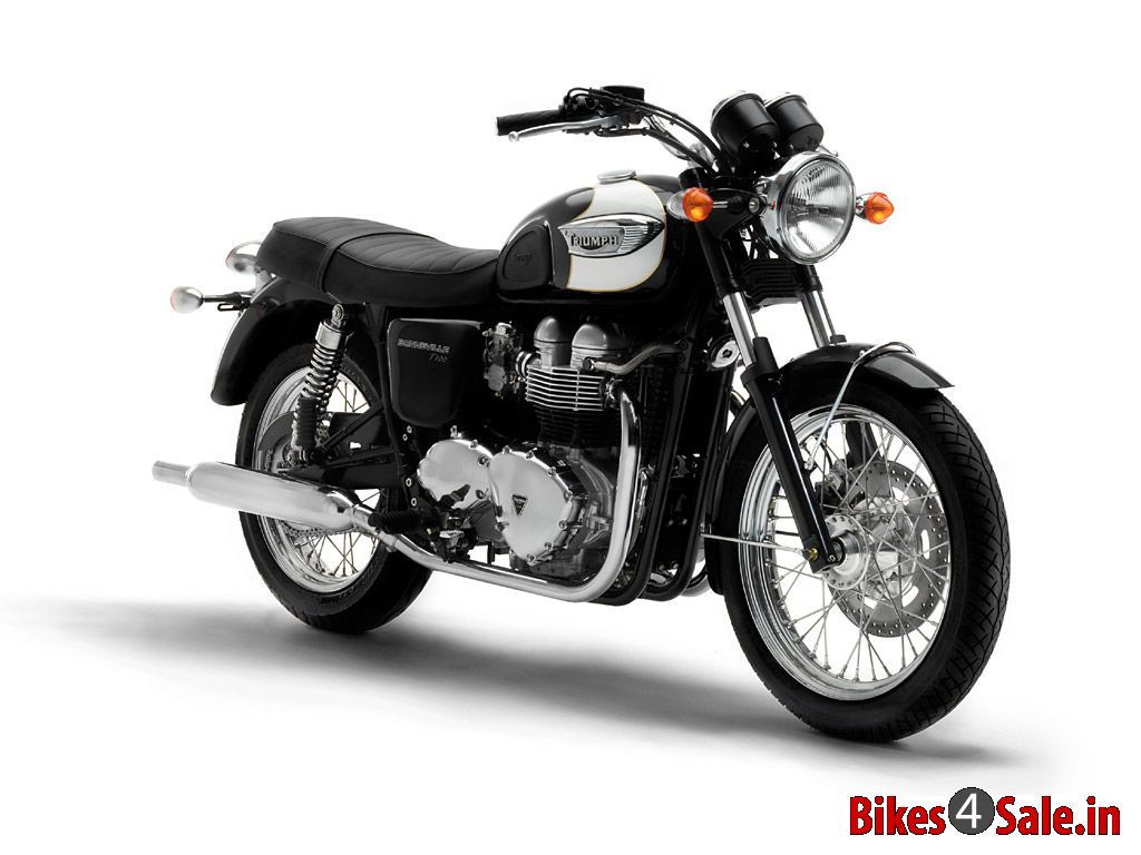 triumph bonneville t100 price in india onroad and ex showroom price bikes4sale. Black Bedroom Furniture Sets. Home Design Ideas