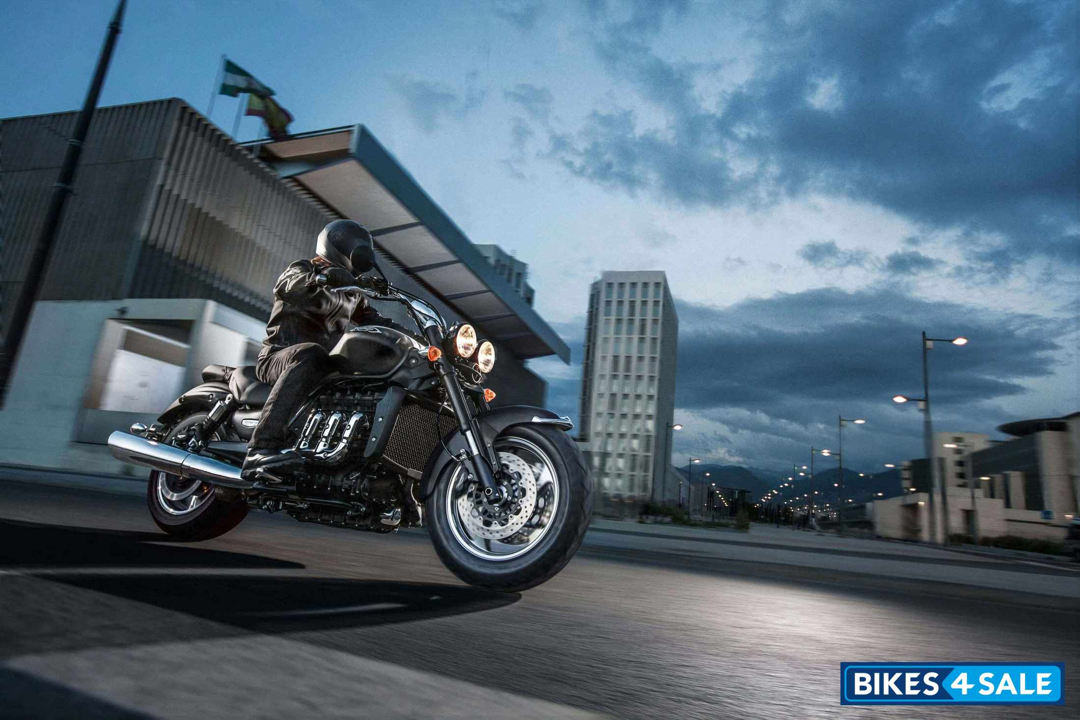 Triumph Rocket Iii Roadster
