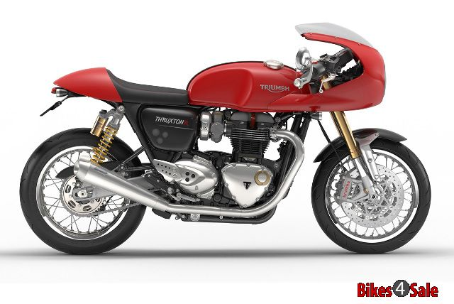 triumph thruxton r price in india onroad and ex showroom price bikes4sale. Black Bedroom Furniture Sets. Home Design Ideas