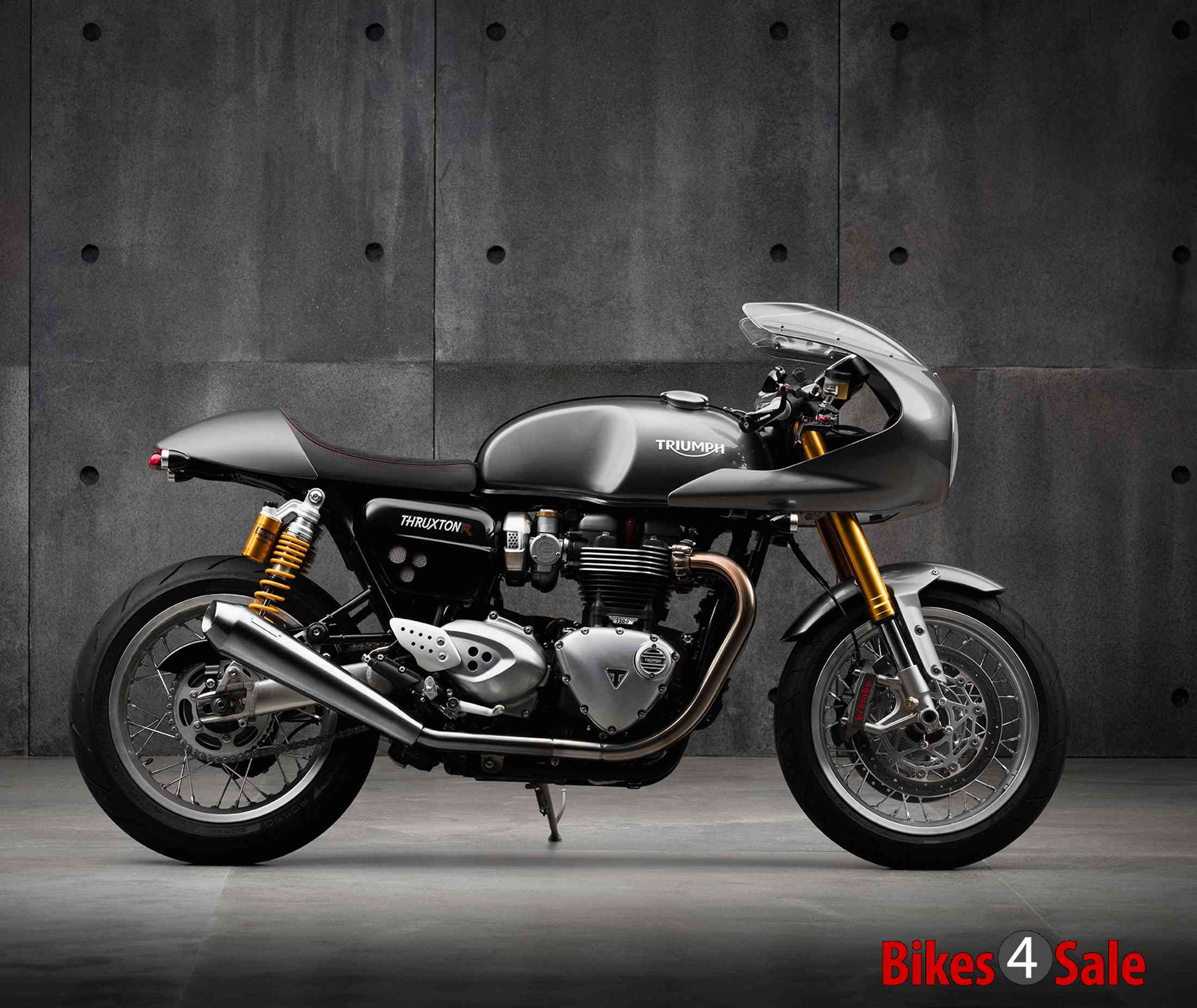triumph thruxton r motorcycle picture gallery bikes4sale. Black Bedroom Furniture Sets. Home Design Ideas