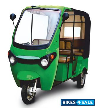 Tucker Electric Passenger Rickshaw