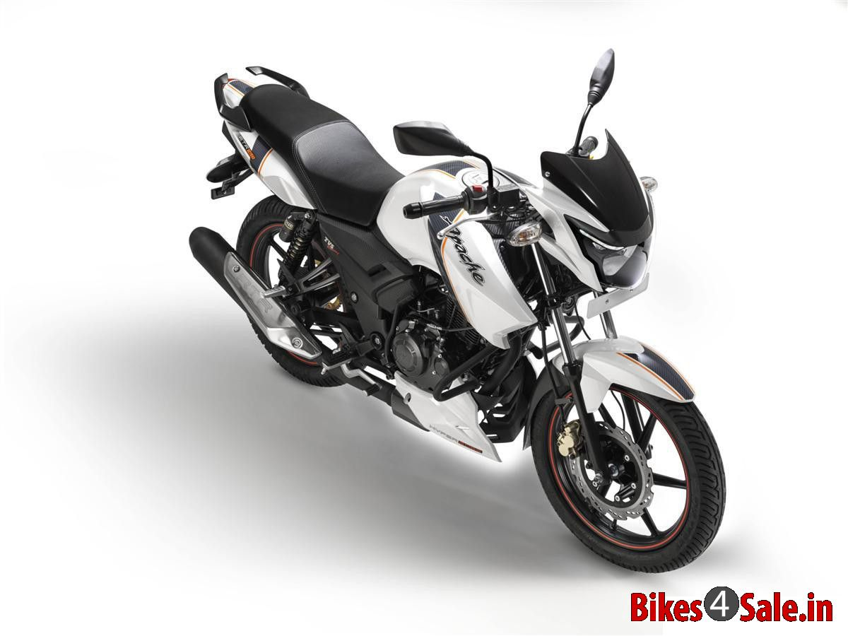 photo 5 tvs apache rtr 180 abs motorcycle picture gallery bikes4sale