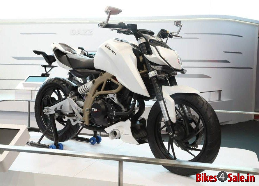 Electric Bikes For Sale >> Photo 5. TVS Draken 250 Motorcycle Picture Gallery ...