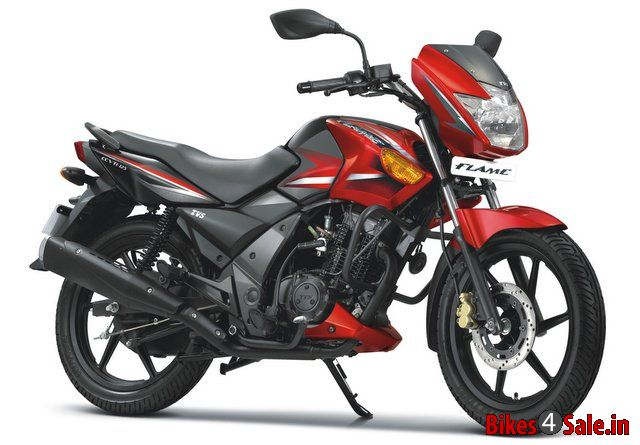 TVS Flame DS 125