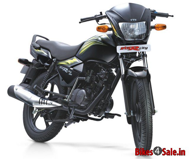 110cc Atv For Sale >> TVS Star City 110 price, specs, mileage, colours, photos ...
