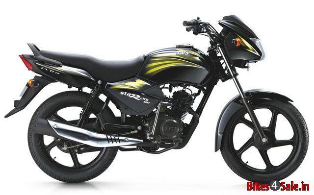 Tvs Star City Price Specs Mileage Colours Photos And Reviews