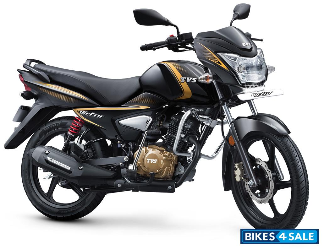Tvs Victor Premium Edition Launched Bikes4sale