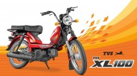 TVS XL 100 Heavy Duty