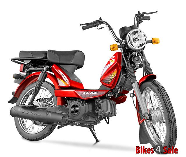 Honda Moped For Sale TVS XL 100 price, specs, mileage, colours, photos and ...