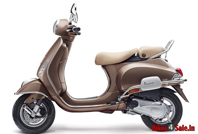 Used Motorcycles Dealers >> Vespa Elegante price, specs, mileage, colours, photos and ...
