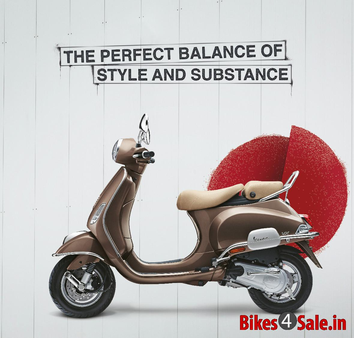 Piaggio Vespa limited Edition