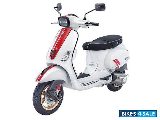 Vespa Racing Sixties 125