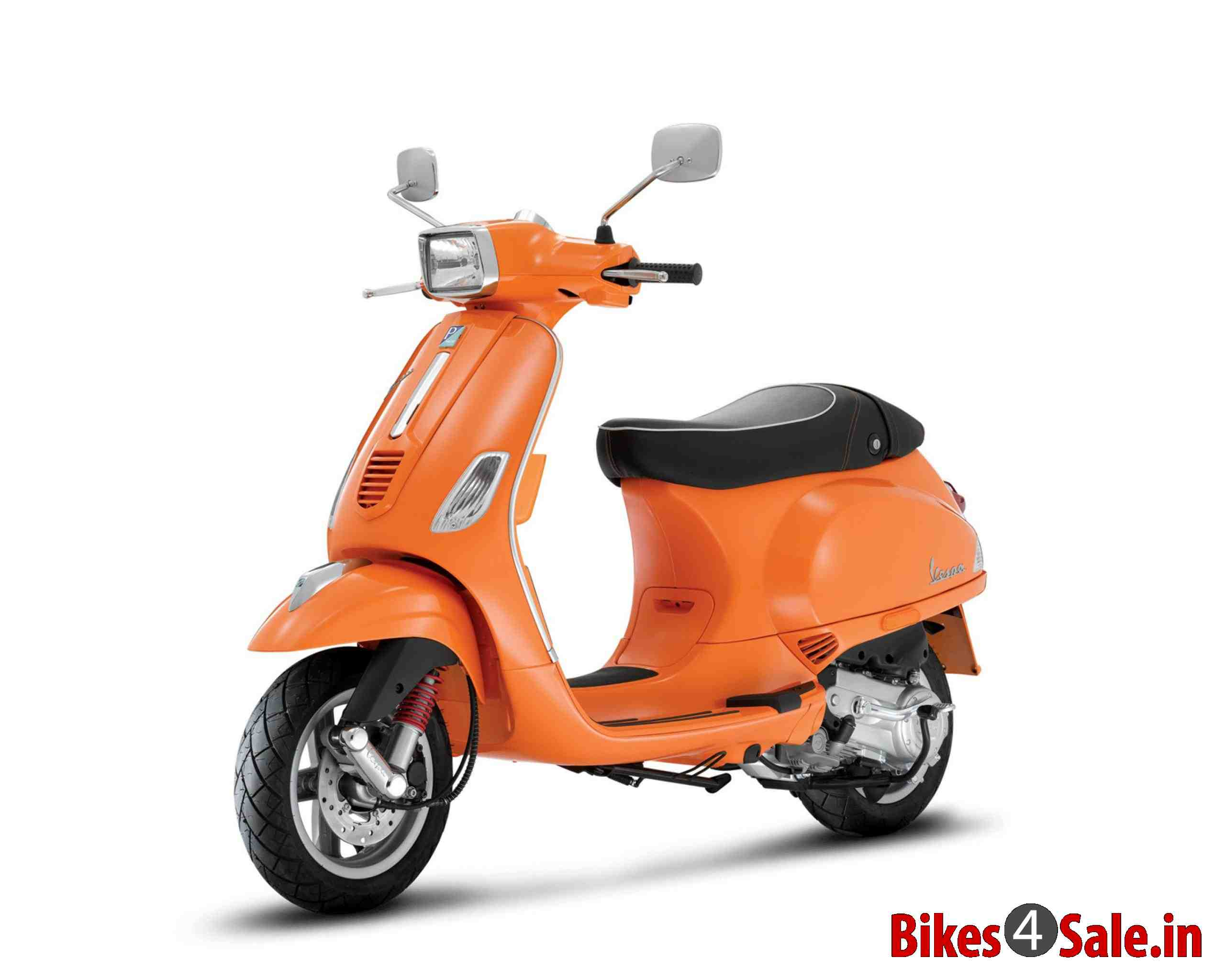 Electric Bikes For Sale >> Vespa S 125 price, specs, mileage, colours, photos and reviews - Bikes4Sale