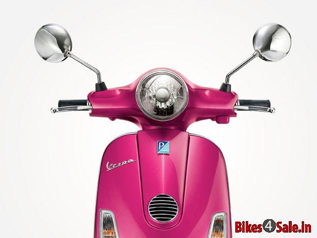 Electric Bikes For Sale >> Vespa VX 125 price, specs, mileage, colours, photos and reviews - Bikes4Sale