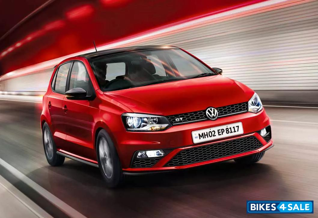 Volkswagen Polo GT Petrol AT