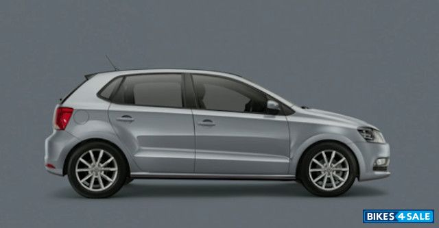Volkswagen Polo Highline Plus 1.0L TSI Petrol AT