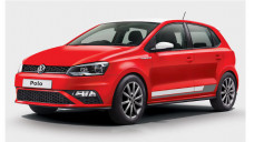Volkswagen Polo Red And White Edition Petrol AT