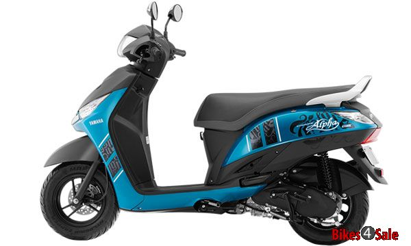 Yamaha Alpha Price Specs Mileage Colours Photos And