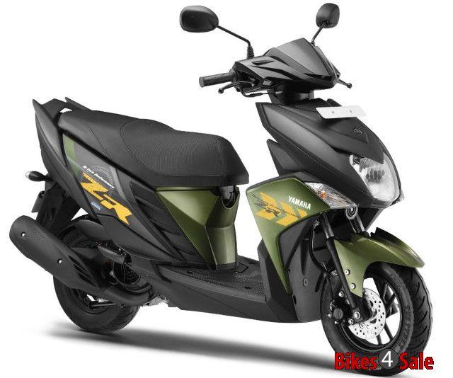 Price Of New Yamaha Cygnus Ray Zr Scooter Bikes4sale
