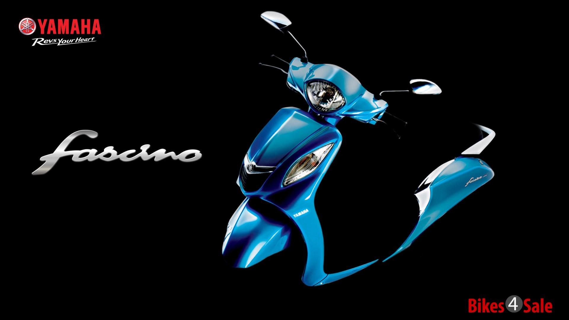 Yamaha Fascino body