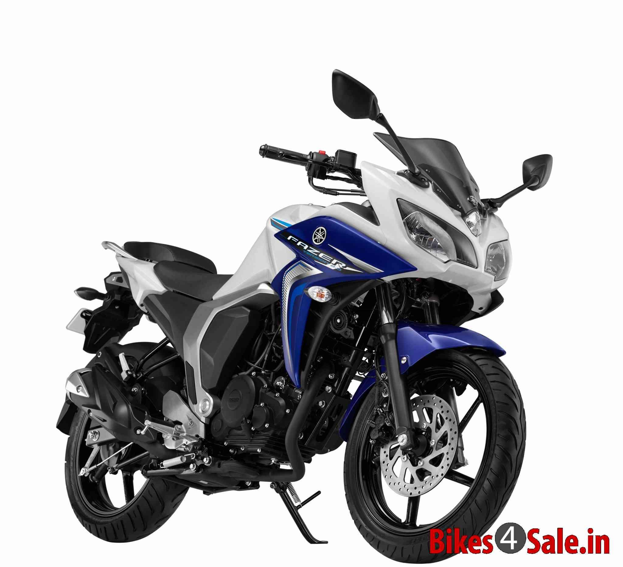 Yamaha Fazer Bike Mileage