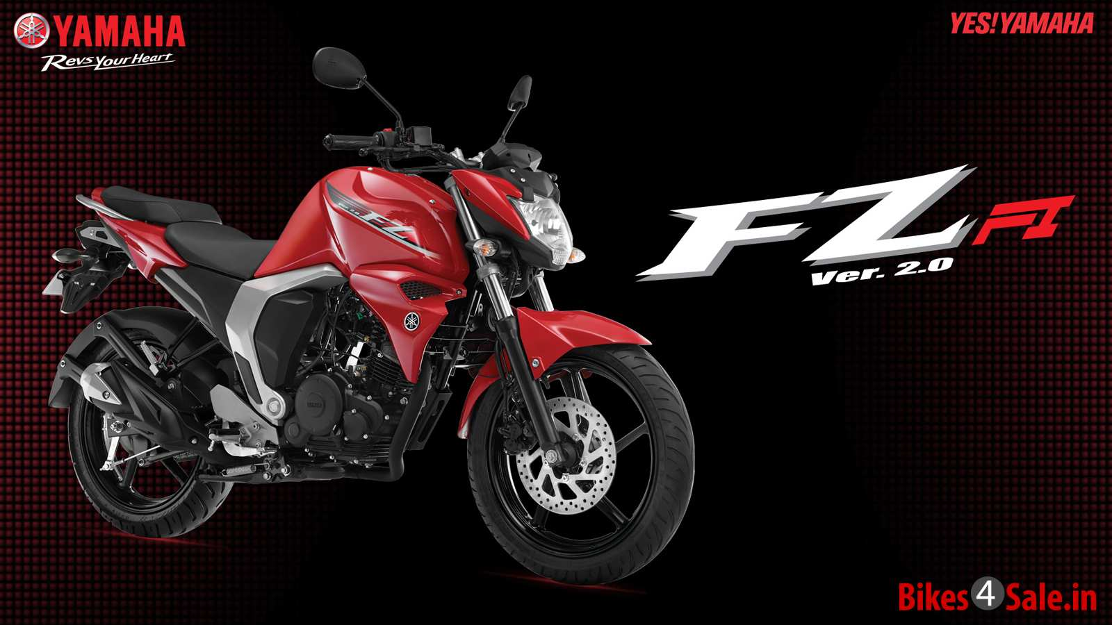Fz Version 2 Black Colour >> Yamaha FZ FI V2 Motorcycle Picture Gallery - Bikes4Sale