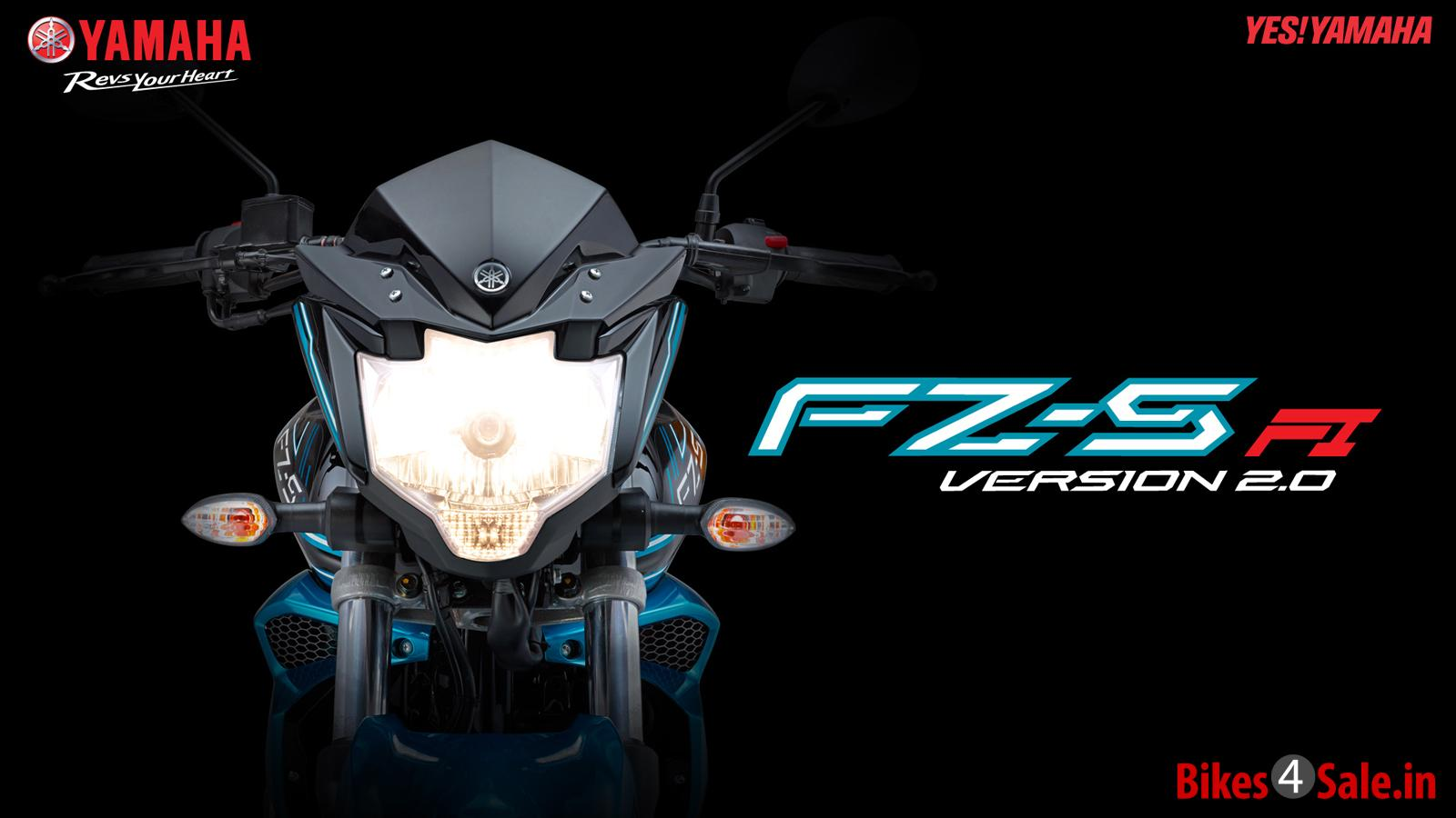 Yamaha FZ-S FI V2 Motorcycle Picture Gallery