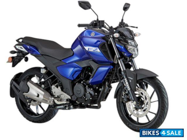 Yamaha fz s v3