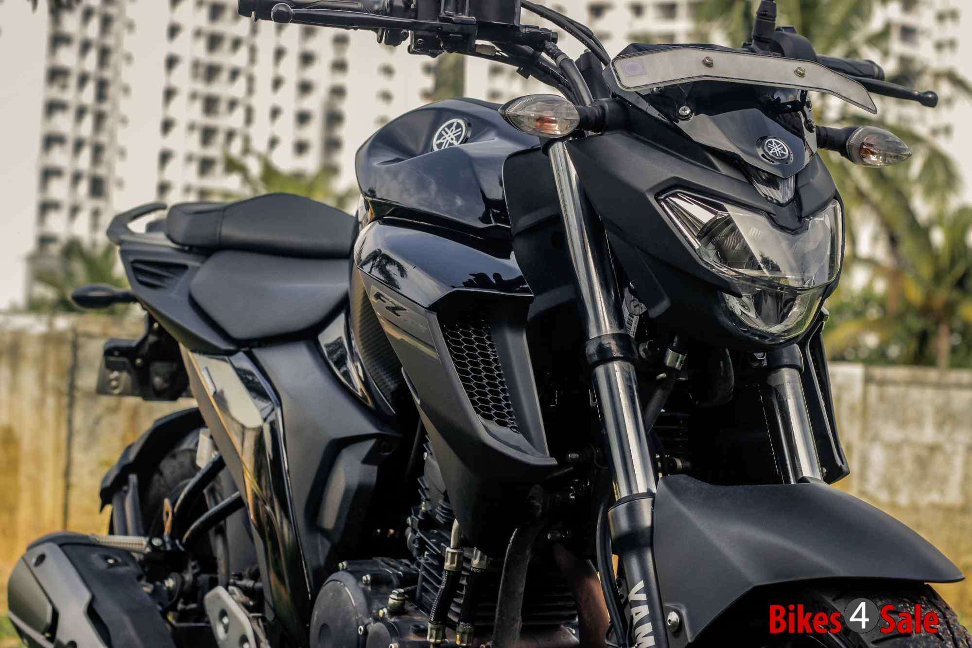 Yamaha Bikes Fz Price In India