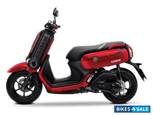 yamaha qbix 125 price specs mileage colours photos and reviews bikes4sale. Black Bedroom Furniture Sets. Home Design Ideas