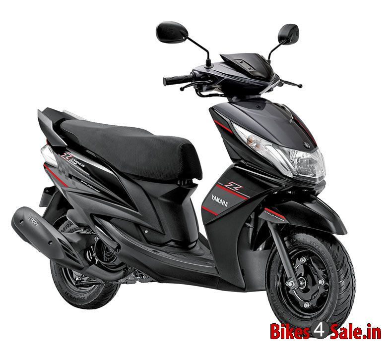 Photo 3 Yamaha Ray Z Scooter Picture Gallery Bikes4sale
