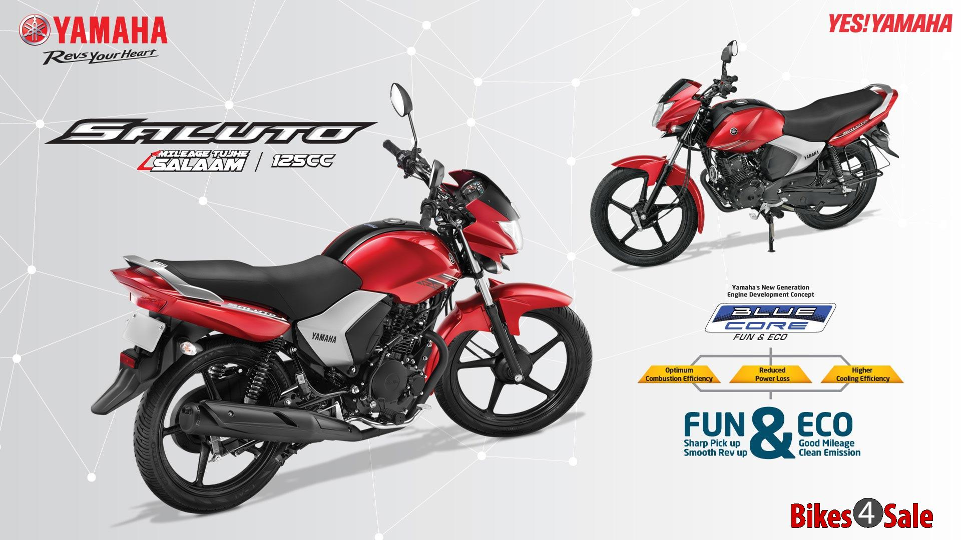 yamaha saluto 125 motorcycle picture gallery bikes4sale
