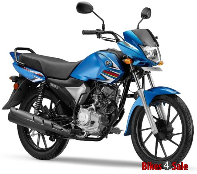 Yamaha Saluto Rx Price In India Onroad And Ex Showroom
