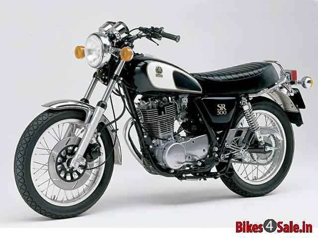 Electric Bikes For Sale >> Yamaha SR500 price, specs, mileage, colours, photos and reviews - Bikes4Sale