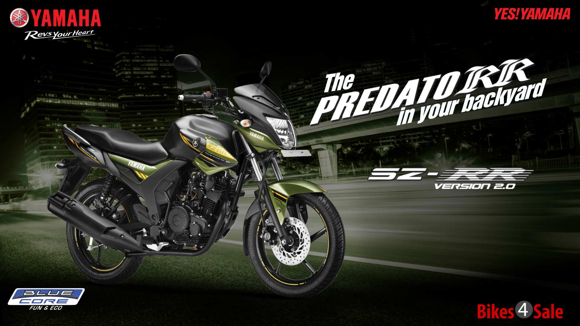 Yamaha Sz Rr V2 Price Specs Mileage Colours Photos And
