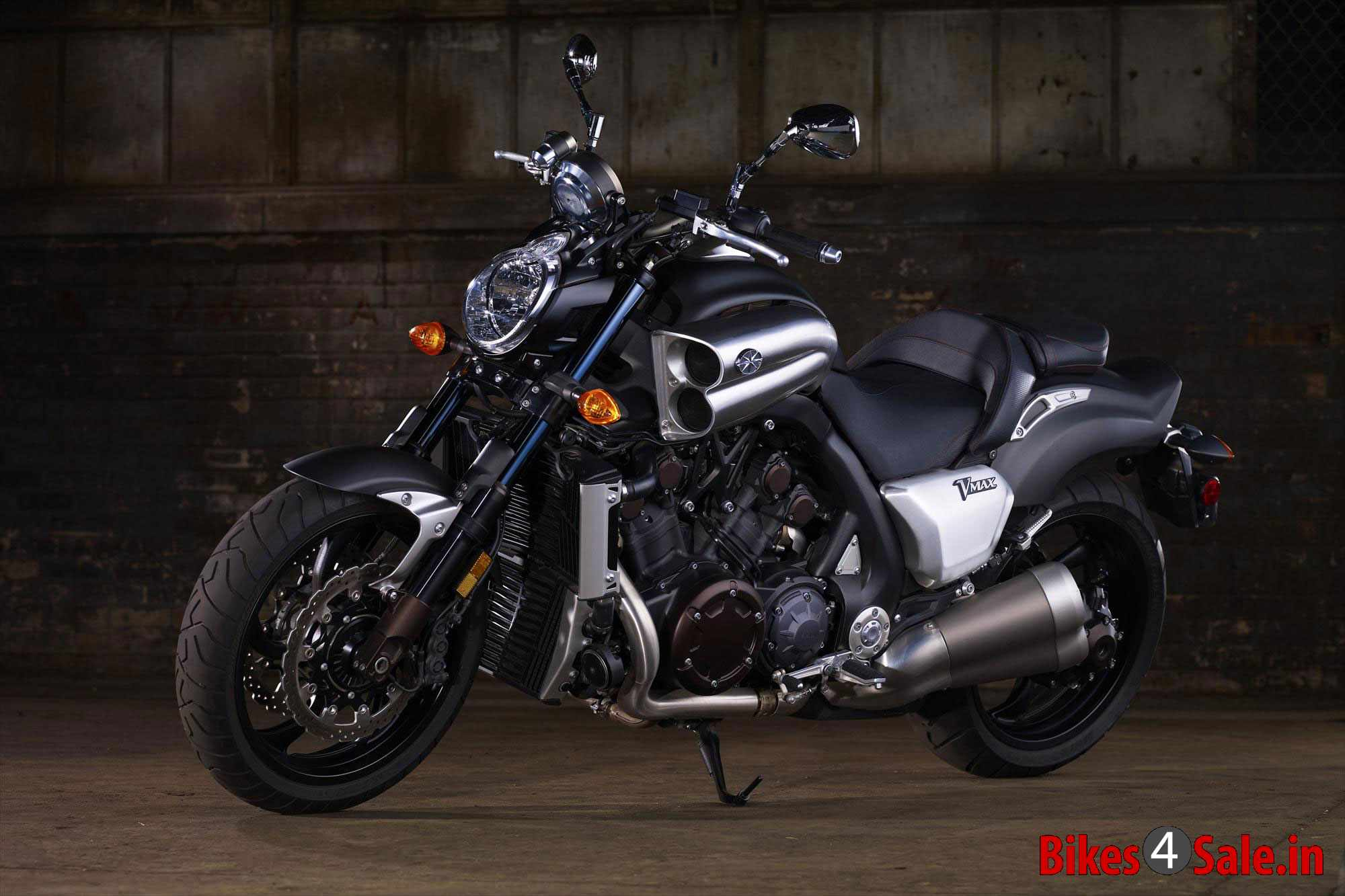 What Is The Value Of A  Yamaha Vmax