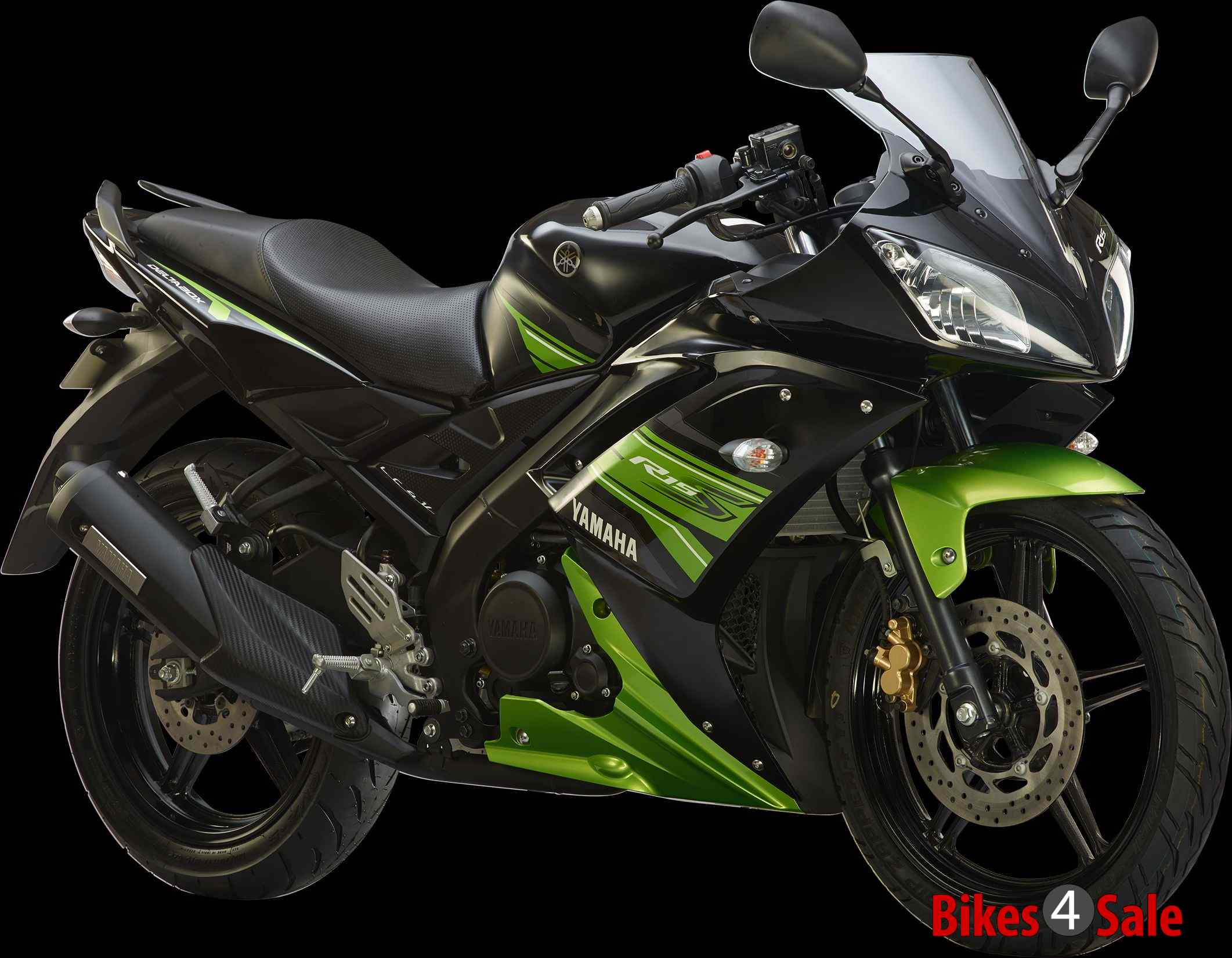 Twin City Honda >> Yamaha YZF R15 S Motorcycle Picture Gallery. Spark Green ...