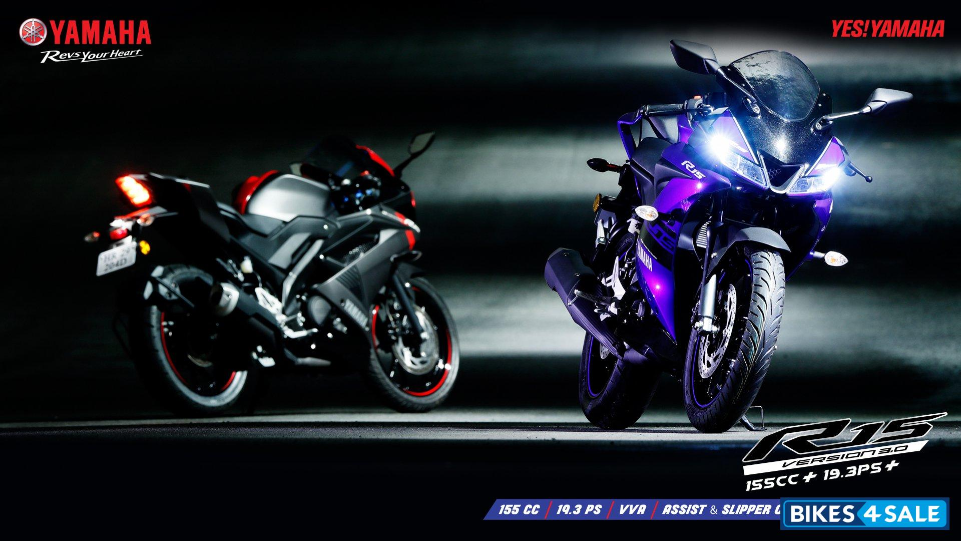 Photo 5 Yamaha Yzf R15 V3 Motorcycle Picture Gallery Bikes4sale