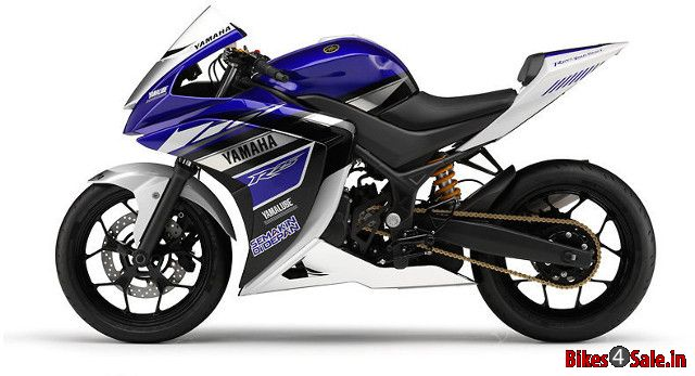 New Yamaha Yzf R