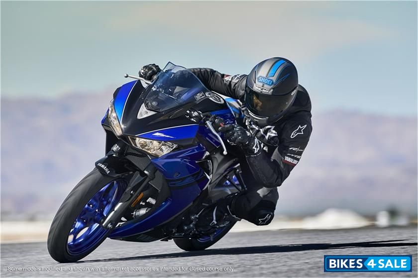 Used Yamaha Yzf R For Sale In India